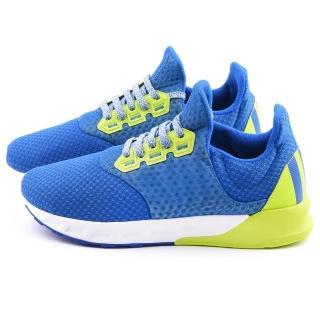 【Adidas】男款 Falcon Elite 5 M 輕量慢跑鞋(AF6424-藍)
