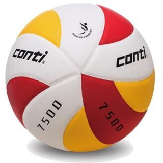 【Conti】5號日本超細纖維結構專利排球(V7500-5-WYR)