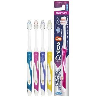 【三詩達】DO波浪型超潔淨牙刷1支-中性毛