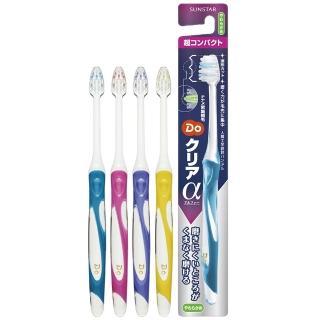 【三詩達】DO波浪型超潔淨牙刷1支-軟性毛