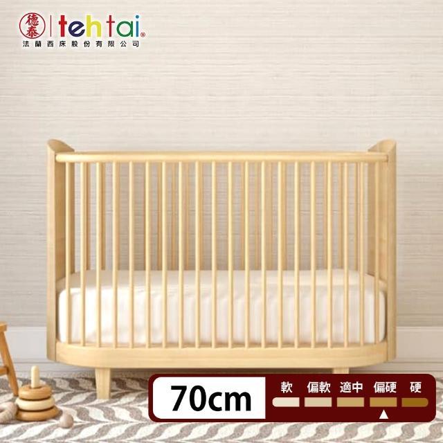 【德泰 Lullaby】防水透氣兒童床墊 70cm x 120cm(送午安枕)