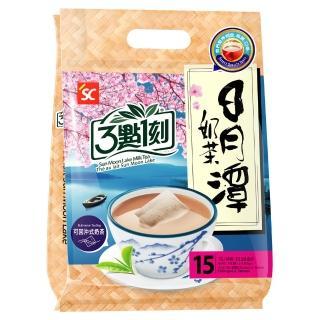 【3點1刻】日月潭奶茶(15入/袋)