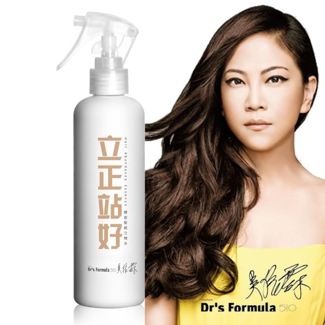 【台塑生醫Dr′s Formula】510-立正站好-豐盈髮根立體水(250ml)