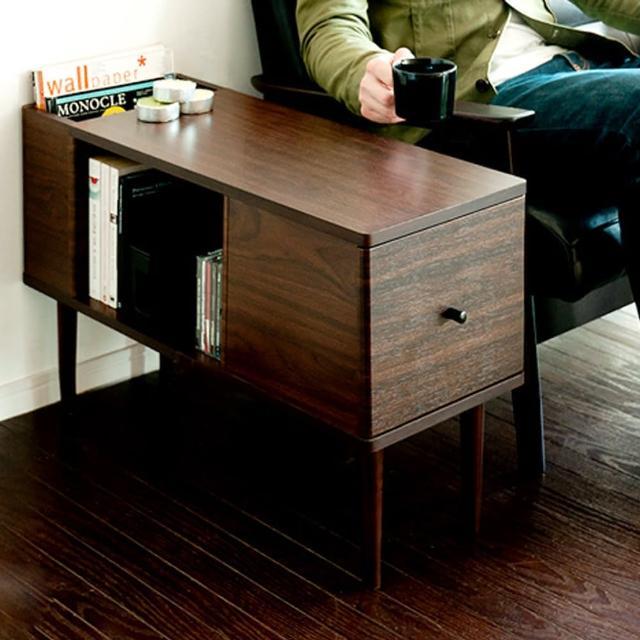 【樂活主義】亞特伯沙發邊櫃/茶几桌/書報櫃/邊桌(兩色可選)