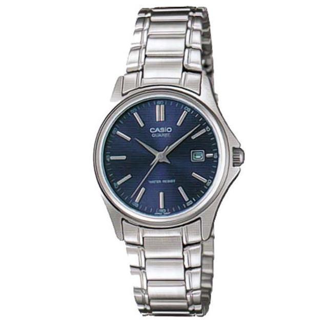 【CASIO】休閒經典都會風格錶(LTP-1183A-2A)