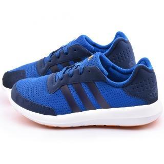 【Adidas】男款 Element Refresh M 輕量慢跑鞋(AF6459-藍)