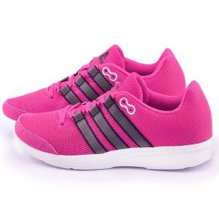 【Adidas】女款 LITE RUNNER W 輕量慢跑鞋(AF5301-紫)