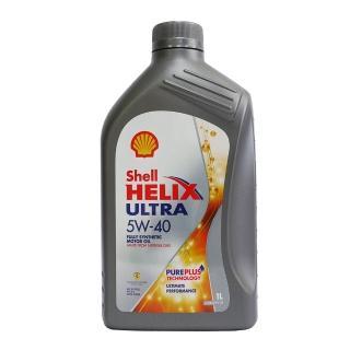 【SHELL】ULTRA 5W40 全合成機油(整箱12瓶)