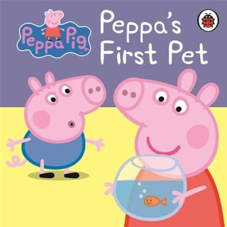 【Song Baby】Peppa Pig:Peppa's First Pet(硬頁書)