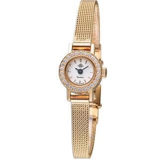 【玫瑰錶 Rosemont】復刻迷你版玫瑰系列時尚腕錶(TRS21-05-MT)