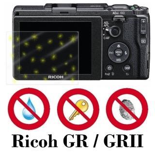 【D&A】Ricoh GR/GRII日本原膜螢幕貼(NEWAS玻璃奈米型)