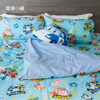~樂芙~雙人四件式床包被套組^(多款超可愛 卡通^)