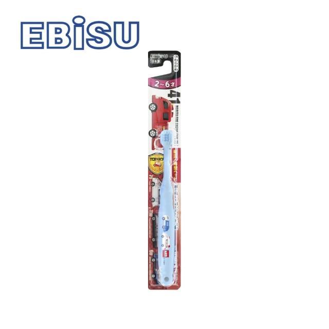 【EBiSU】TOMICA 3-6歲兒童牙刷(B-701)