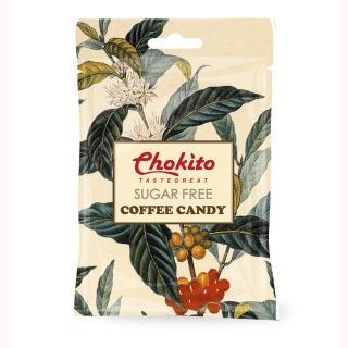 【Chokito】無糖咖啡糖袋裝30g(無糖)