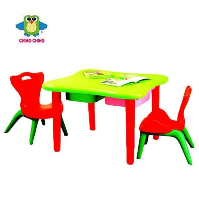 【親親Ching Ching】桌椅組(FU-12)