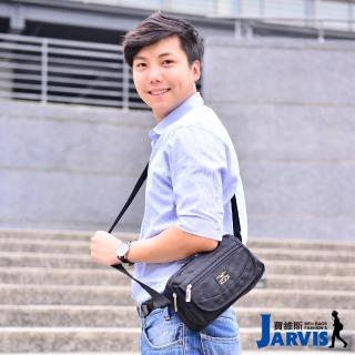 【Jarvis_賈維斯】側背包 休閒多功能-悠遊(8824)