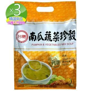 【台糖優食】南瓜蔬菜珍穀3袋(12包/袋 22g/包)