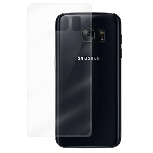 【D&A】Samsung Galaxy S7日本原膜HC機背保護貼(鏡面抗刮)