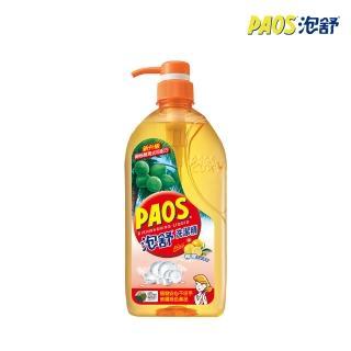 【泡舒】洗潔精 檸檬去味清新-1000g