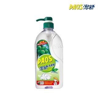 【泡舒】洗潔精 綠茶去油除腥-1000g