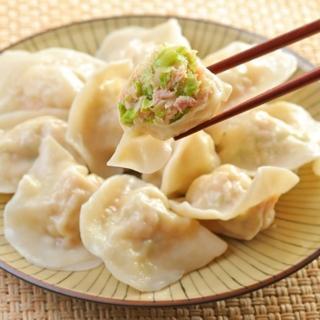 【鮮食家任選799】士東123水餃 高麗菜豬肉水餃(310g/盒)