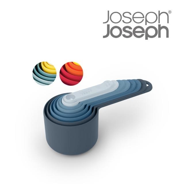【Joseph Joseph 英國創意設計餐廚】新自然色量匙八件組(40077)