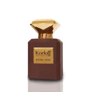【Korloff】PRIVATE ROYAL OUD 赭鑽神話男性淡香精(50ml)