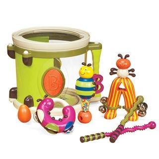 【美國B.Toys】砰砰砰打擊樂團