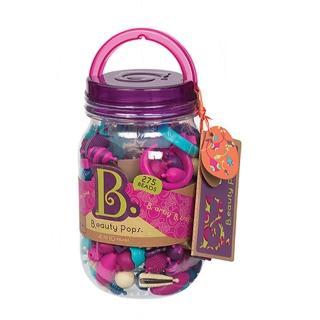 【美國B.Toys】波普珠珠-糖果罐(275pcs)