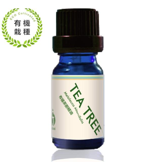 【FaceSchool】有機茶樹精油10ml