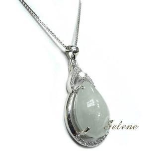 【Selene珠寶】福緣招至翡翠項鍊(A貨翡翠)