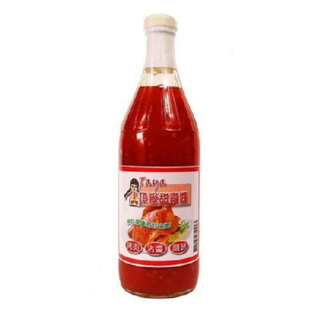 【蘋果市集】泰國特級甜雞醬(920g/瓶)
