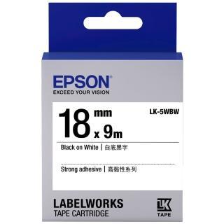 【EPSON】高黏性標籤帶
