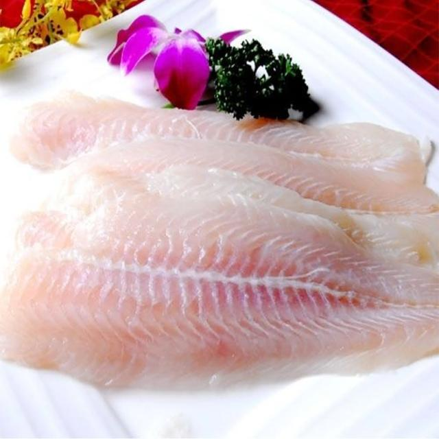 【好神】鮮凍鯰魚魚排2包組(4-5片/包)