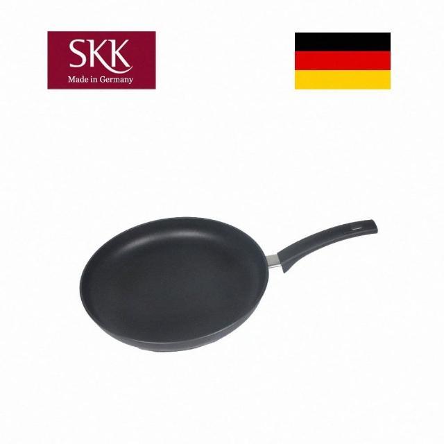 【德國SKK】Titanium 2000 Plus 鑄造平底鍋24cm