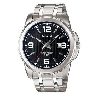 【CASIO】專業時尚紳士腕錶(MTP-1314D-1A)