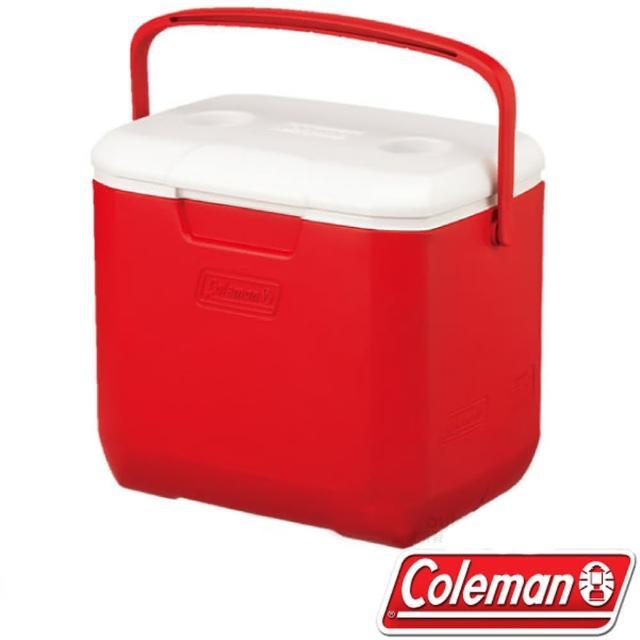 【美國 Coleman】EXCURSION 美利紅冰箱 28L.高效能行動冰箱.保冷保冰(CM-27862)