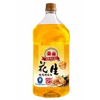 【泰山】花生風味調合油(2L)
