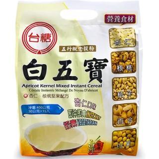 【台糖】白五寶量販包15包/袋(30g/包)
