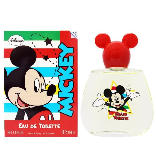 【Disney 迪士尼】Mickey 經典米奇 中性淡香水(100ml)