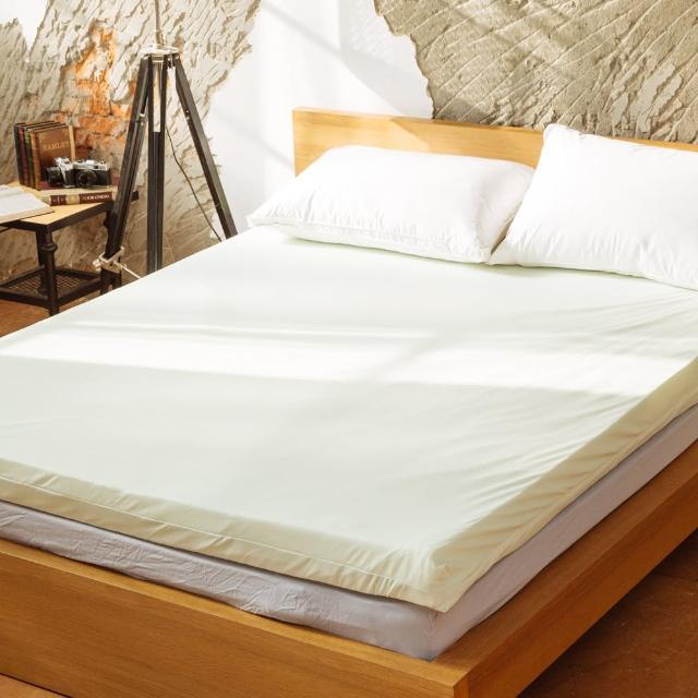 【LAMINA】天然乳膠床墊10cm-雙人