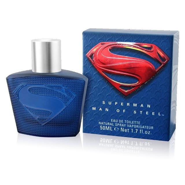 【SUPERMAN超人】鋼鐵英雄超人限量版男性香水