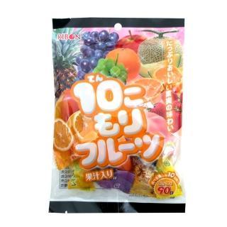 【RIBON立夢】水果總匯糖(90g)