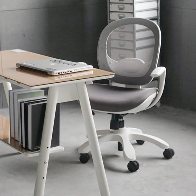 【樂活主義】極緻科技美學人體工學電腦椅/辦公椅(2色可選)