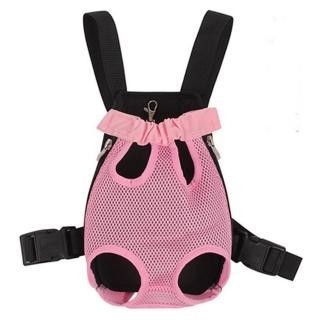 【寵物貴族】日系設計師款雙肩寵物背包(寵物外出旅行必備)
