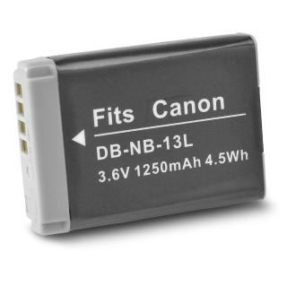 【Kamera】鋰電池(for Canon NB-13L)