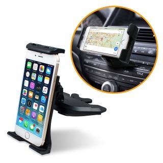 GH087 汽車CD槽專用 手機/平板車架
