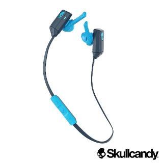 【美國Skullcandy潮牌】XT FREE 藍牙運動型入耳式耳機-海軍藍色(公司貨)