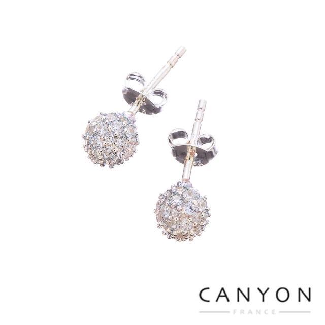 【CANYON】閃亮圓球耳環