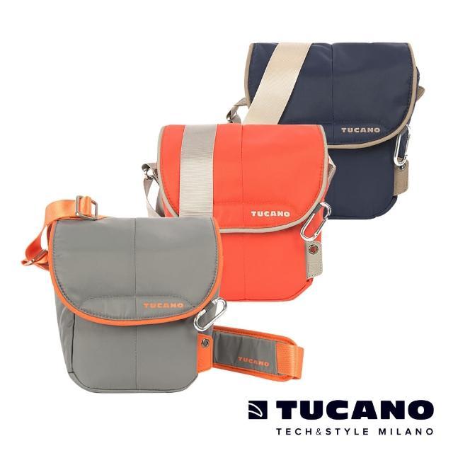 【TUCANO】Scatto 防雨防潑水休閒相機二用包(附防潑水收納袋S)